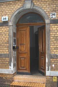Tür für Beratung