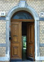 Tür für die Startseite
